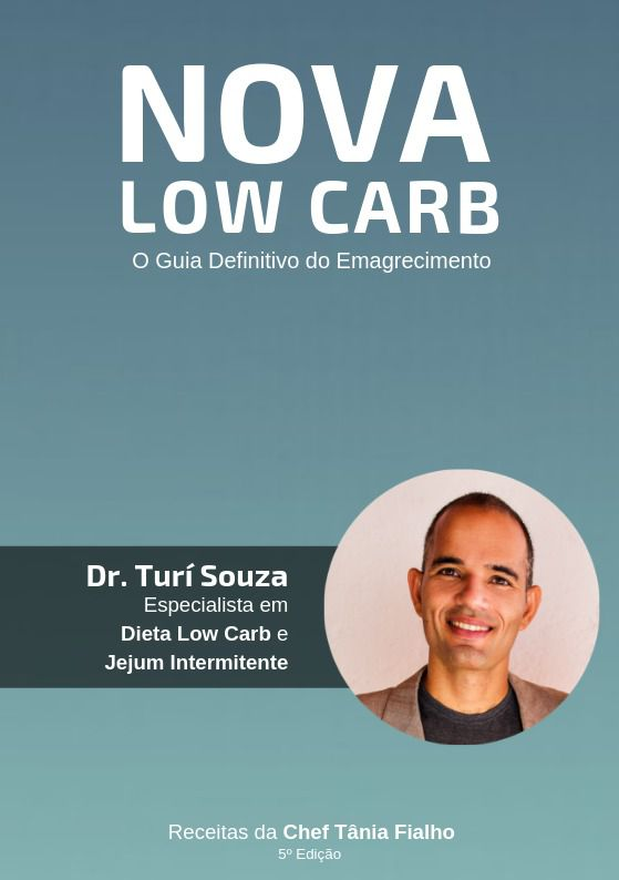 Nova Low Carb - O Guia Definitivo do Emagrecimento