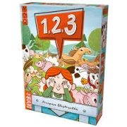 1, 2, 3 !  Jogo de Cartas Devir BG123