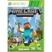 Minecraft Xbox 360 Lacrado Original Mídia Fisica