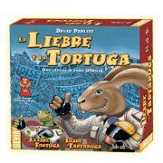 A Lebre e a Tartaruga Jogo de Tabuleiro Devir BGLITO