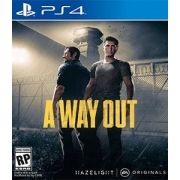 A Way Out PS4 Original Lacrado