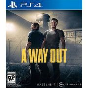 A Way Out PS4 Original Usado