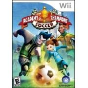 Academy of Champions - Soccer Wii Usado Original