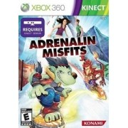 Adrenalin Misfits Xbox360 Original Usado