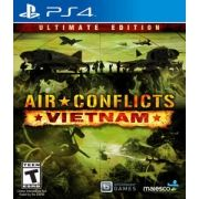Air Conflicts Vietnam Playstation 4 Original Usado