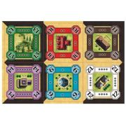 Alhambra Promo Pack As Construções Mágicas e As Medinas Flick Games FGSPROMO0102