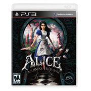 Alice Madness Returns Playstation 3 Original Usado