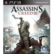 Assassin's Creed III Playstation 3 Original Usado