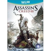 Assassin's Creed III Wii-U Original Usado