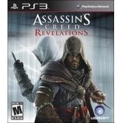 Assassin's Creed Revelations Playstation 3 Original Usado