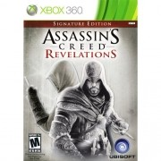 Assassin's Creed Revelations Signature Edition Xbox360 Original Usado