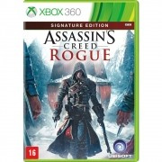 Assassin's Creed  Rogue Xbox 360 Signature Edition Original Usado