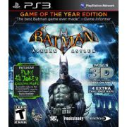 Batman Arkham Asylum GOTY Playstation 3 Original Usado