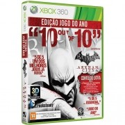 Batman Arkham City GOTY Platinum Hits Xbox360 Original Usado