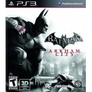 Batman Arkham City Playstation 3 Original Usado