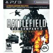 Battlefield Bad Company 2 Ultimate Edition Playstation 3 Original Usado