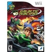 Ben 10 - Galactic Racing Wii Usado Original