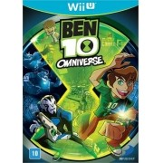 Ben 10 - Omniverse Wii-U Original Usado