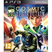 Ben 10 Ultimate Alien Cosmic Destruction Playstation 3 Original Usado