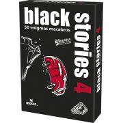 Black Stories 4 Jogo de Cartas Galapagos BLK004