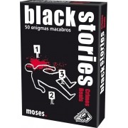 Black Stories Crimes Reais Galapagos BLK101