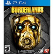 Borderlands The Handsome Collection Playstation 4 Original Usado