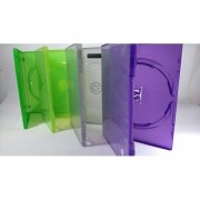 Caixas de Xbox 360 para reposição usada (kinect, platinum hits, duplas)