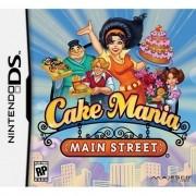 Cake Mania Main Street Nintendo DS Original Lacrado