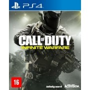 Call of Duty Infinite Warfare PS4 Lacrado
