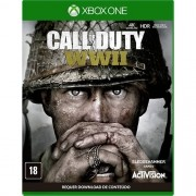Call of Duty WWII (World at War 2) XBOX ONE Original Lacrado
