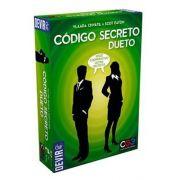 Código Secreto Dueto Jogo de Cartas Devir BGCOSEDPT