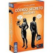 Código Secreto Imagens Jogo de Cartas Devir BGCOSEIM