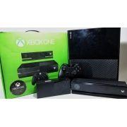 Console XBOX ONE 500GB + Kinect bivolt Original Usado