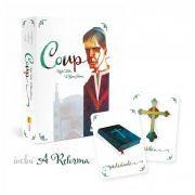 Coup Segunda edição + Expansão a Reforma Jogo de Cartas Mandala MDL0000
