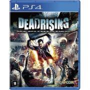 Dead Rising Playstaton 4 Original Lacrado