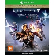 Destiny The Taken King Xbox One Original Lacrado