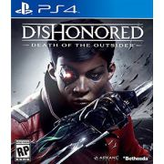 Dishonored Death of the Outsider Playstation 4 Original Lacrado