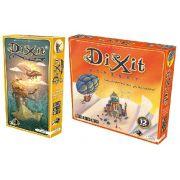 Dixit Odyssey + Expansão Daydreams Galapagos