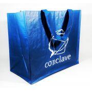 Ecobag azul para Jogos de Tabuleiro Conclave
