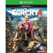 Far Cry 4 Signature Edition Xbox One Original Usado
