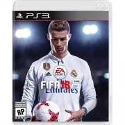 Fifa 18 Playstation 3 Original Lacrado