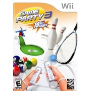 Game Party 3 Wii Usado Original