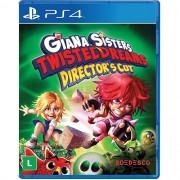 Giana Sisters Twisted Dreams Directors Cut Playstation 4 Original Lacrado