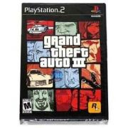 Grand Theft Auto III GTA 3 PS2 Original Usado NTSC USA