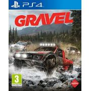 Gravel Playstation 4 Original Usado