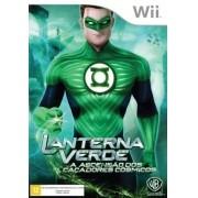 Green Lantern Wii Usado Original