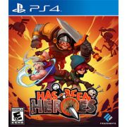 Has Been Heroes Playstation 4 Original Usado