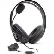 Headset Dazz para XBOX 360 Preto 6211002 Usado