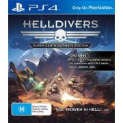 Helldivers edição Final do Super-Earth PS4 Usado