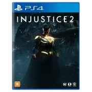 Injustice 2 Playstation 4 Original Lacrado